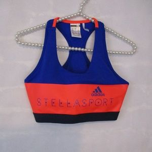Adidas by Stella McCartney   Size M Sport Bra